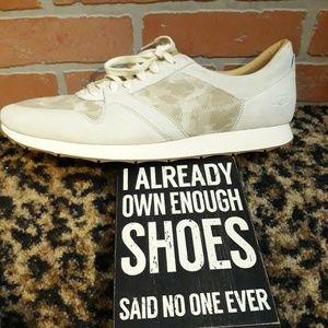 UGG Camo Suede Mens Sneakers TRIGO RARE 14 M NEW
